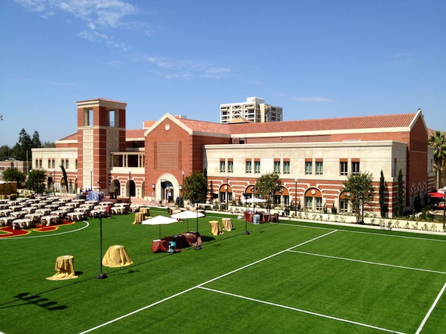 Usc Football Facilities Tour