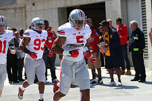 Raekwon McMillan was a major recruiting prize for the Buckeyes. (247Sports)