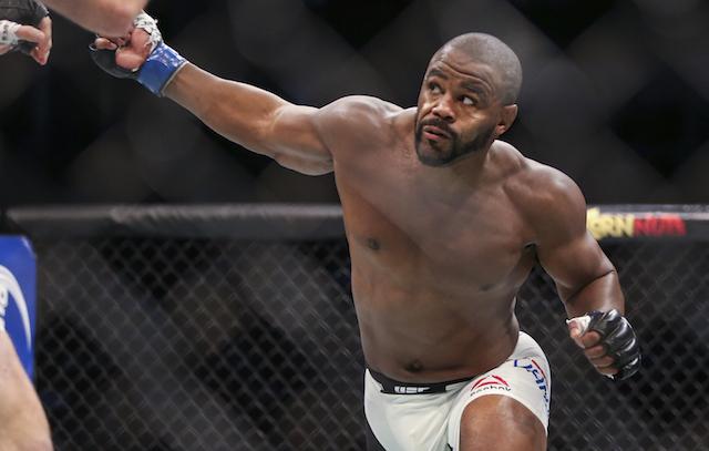Rashad Evans to face Mauricio 'Shogun' Rua at UFC on Fox 19