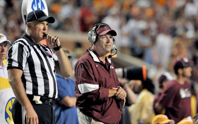 Former coach Robin Pflugrad has been suspended for his role in Montana's booster scandal. (USATSI)