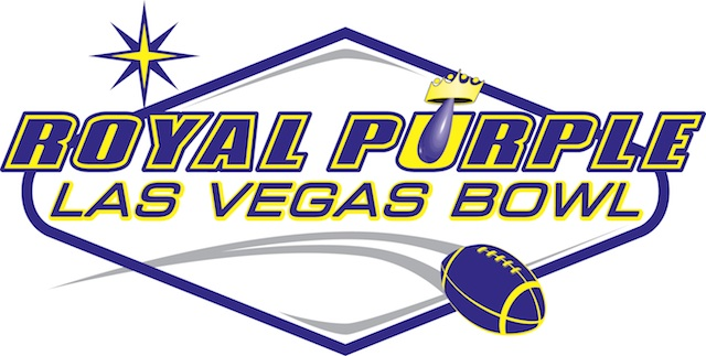 The Royal Purple Las Vegas Bowl will be played on December 21, 2013