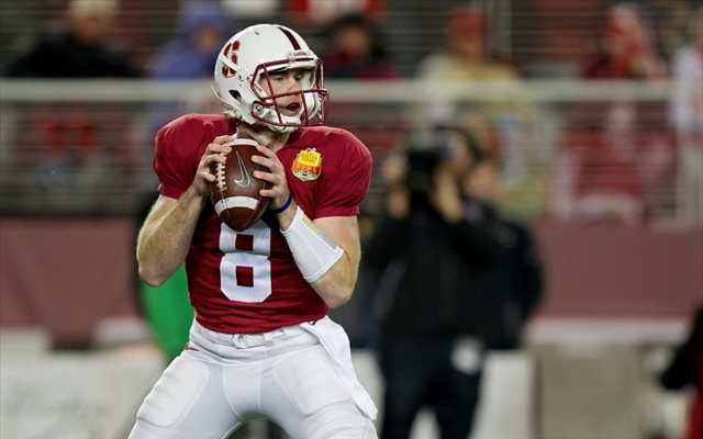 are there any bowl games today stanford football live score