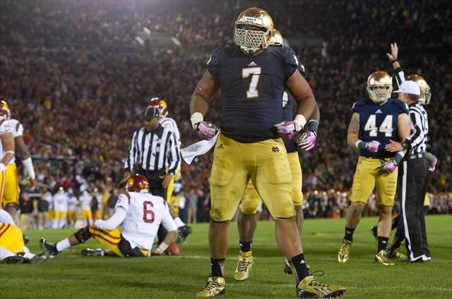cnn si nfl notre dame game today score