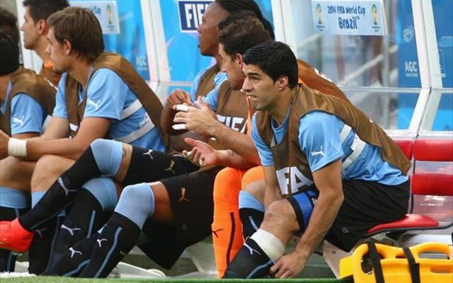 Is Luis Suarez really healthy if he hasn't had his dulce de leche? (USATSI)