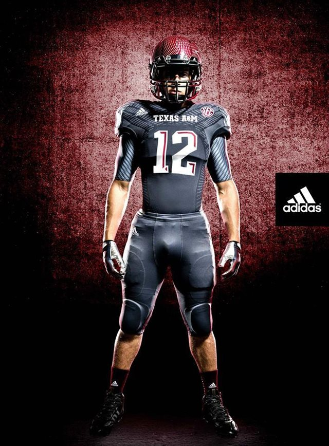 Photos Texas A M To Debut New Uniforms At Lsu Cbssports Com