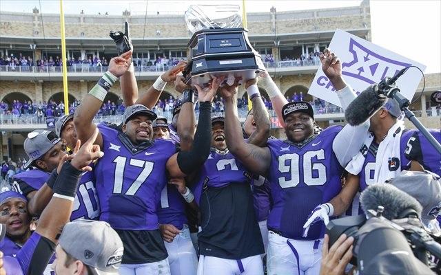 Can TCU win 11 more games in 2015? (USATSI)