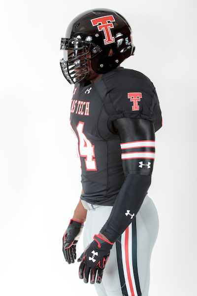 official photos d6090 7e263 Texas Tech Red Raiders will wear throwback uniforms for ...