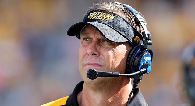 Todd Monken is still searching for his first win at Southern Miss. (USATSI)