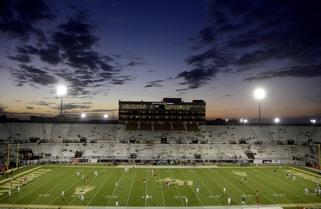 UCF hosted USF at Bright House Networks Stadium Friday. (USATSI)