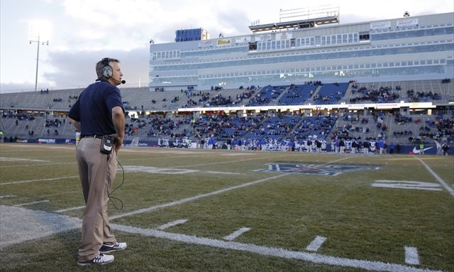 Rentschler Field will welcome some special visitors Sept. 27. (USATSI)
