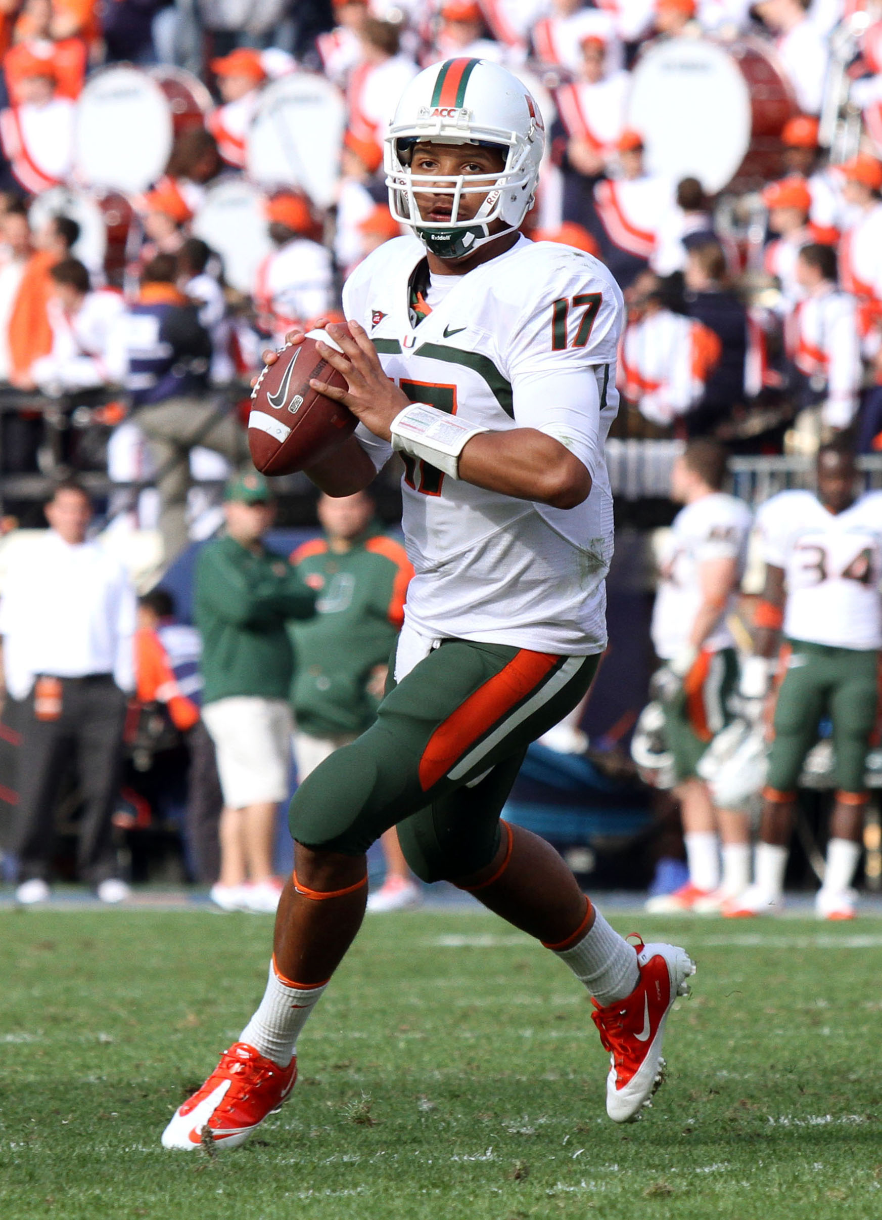 Posted by Chip Patterson When Miami quarterback Jacory Harris left ...