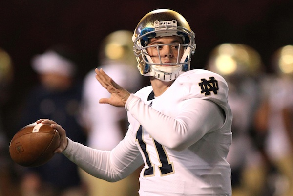 notre dame live score what college football teams are playing today