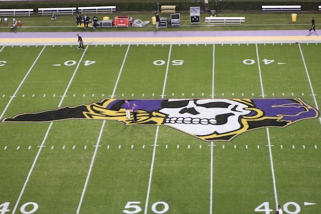 east carolina state football