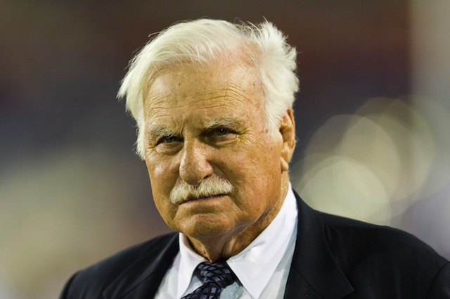 Howard Schnellenberger coached FAU for its first 11 seasons. (USATSI)