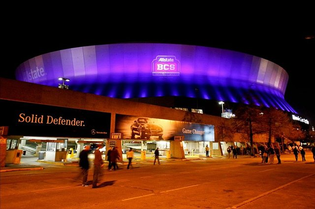 The Superdome might be a candidate to host either the 2016 or 2017 playoff championship games. (USATSI)