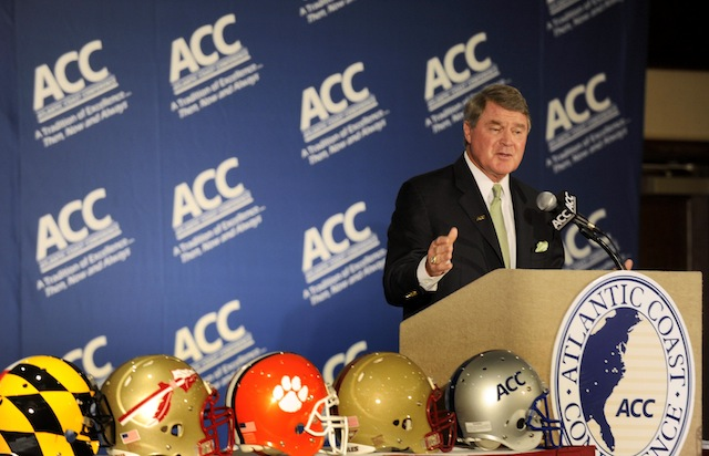 ACC will keep eight-game conference schedule after conference