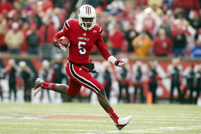 Teddy Bridgewater and Louisville are aiming at an undefeated season. (USATSI)