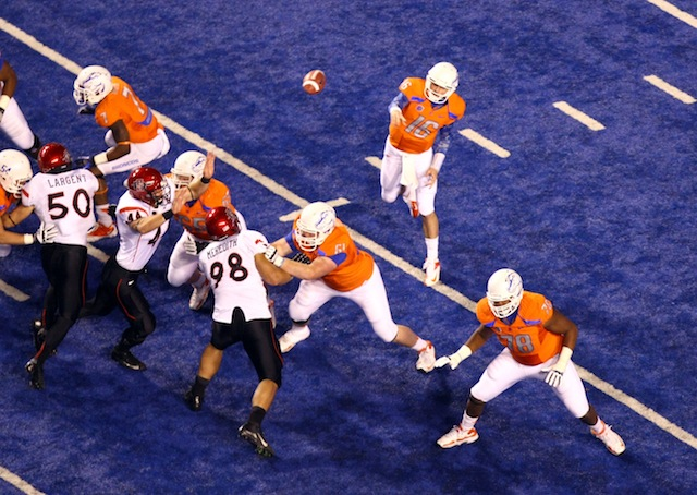 The Mountain West released their 2013 conference schedule on Thursday. (USATSI)