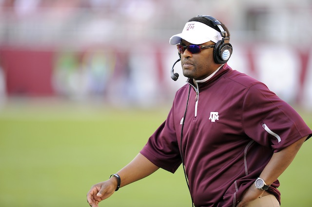 Will we ever see Kevin Sumlin as an NFL head coach? (USATSI)