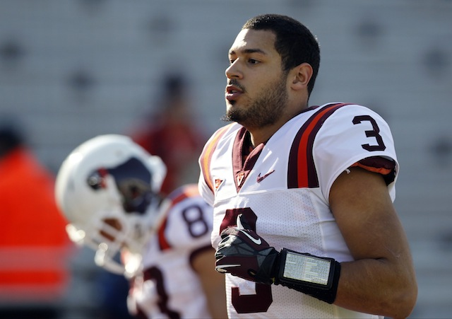 Logan Thomas returns for his senior year and hopes to lead Virginia Tech back to the ACC title game. (USATSI)