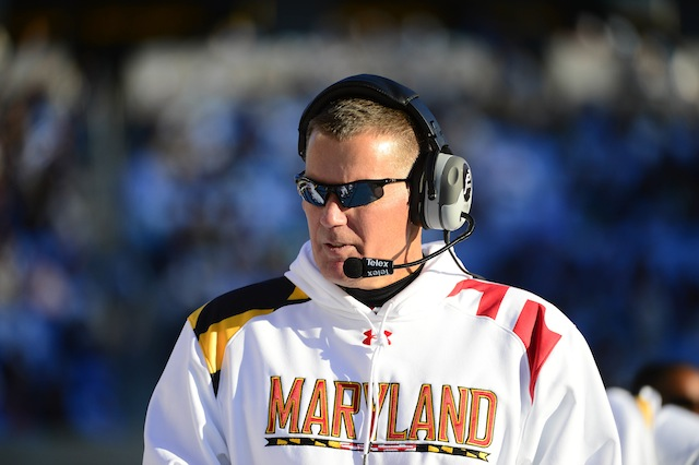 Randy Edsall is one of many coaches upset with changes to the recruiting rules. (USATSI)