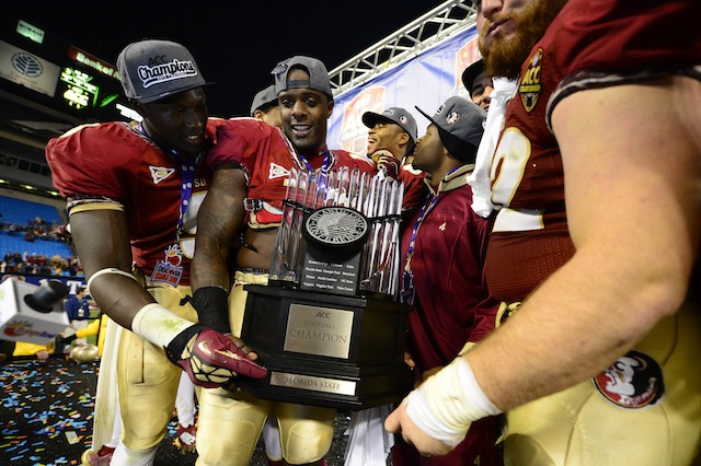 Florida State will begin defending their ACC title in a primetime kickoff at Pittsburgh on Labor Day. (USATSI)