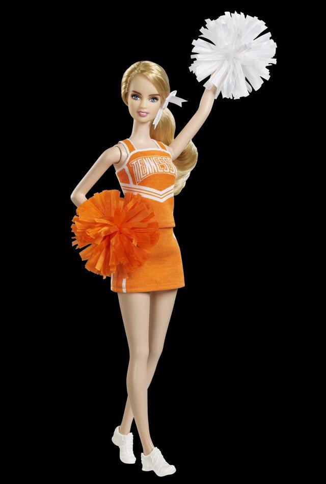2013 University Barbie Dolls