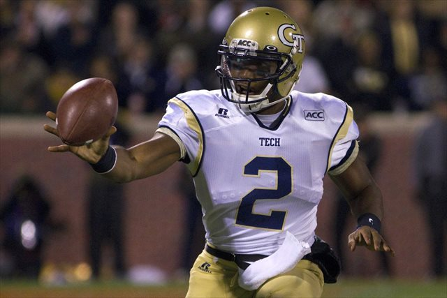 Vad Lee's Georgia Tech has lost four straight to Georgia. (USATSI)