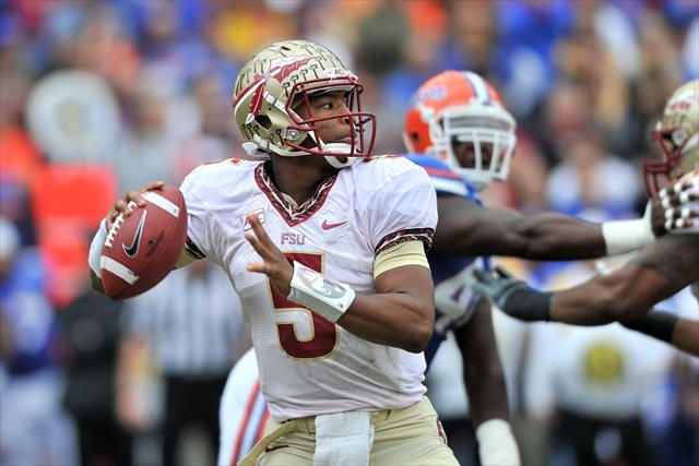 Jameis Winston had yet another sterling performance. (USATSI)