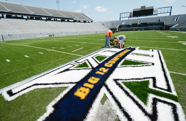 when does college football cbs sports college football