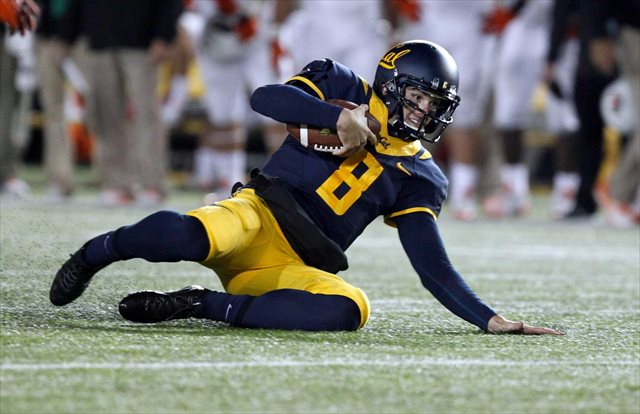 Zach Kline was the No. 2 pro-style quarterback in the class of 2012. (USATSI)