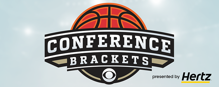 CBS Sports Conference Brackets Presented by Hertz