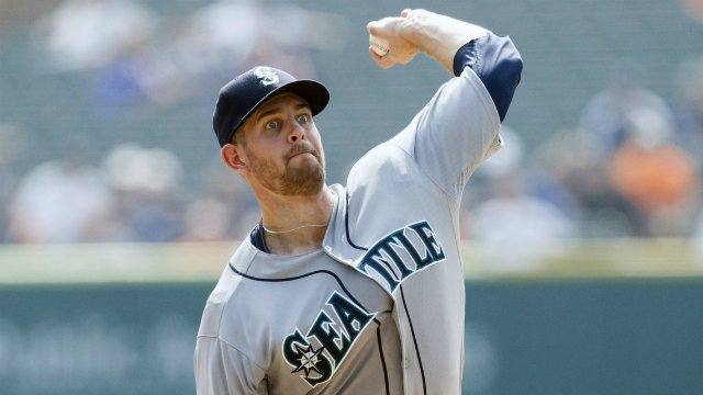 James Paxton is off to a hot start. (USATSI)