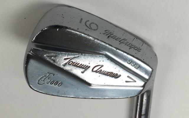 JFK swung that club. (Golf Digest)