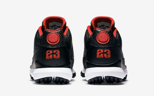 ef9aebe4460d LOOK  The new Jordan IX golf shoes are simple and spectacular ...