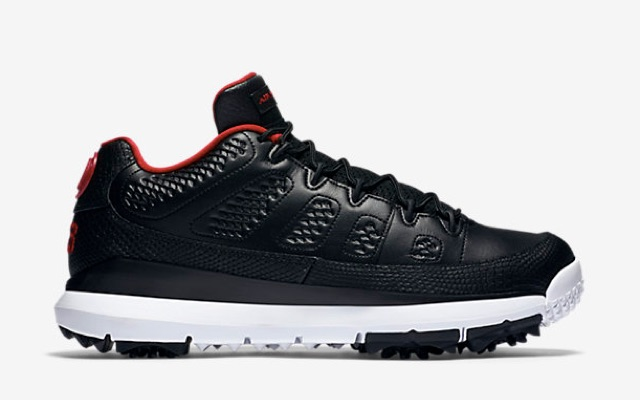 b9739e4ee476 LOOK  The new Jordan IX golf shoes are simple and spectacular ...