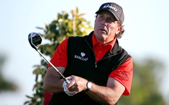 Mickelson with a 1-under 69 at Honda Classic