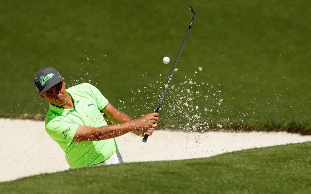 Right-handed is too easy for Rickie. (USATSI)