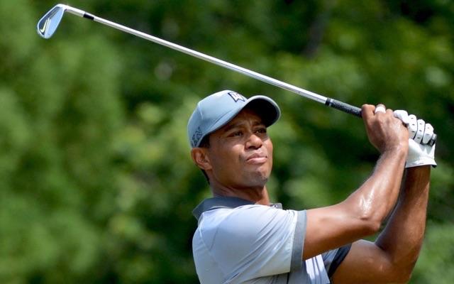 Bring back Tiger's old swing. (USATSI)