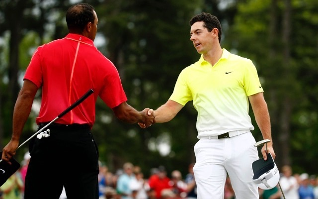 Tiger Woods vs. Rory McIlroy in a major? (USATSI)