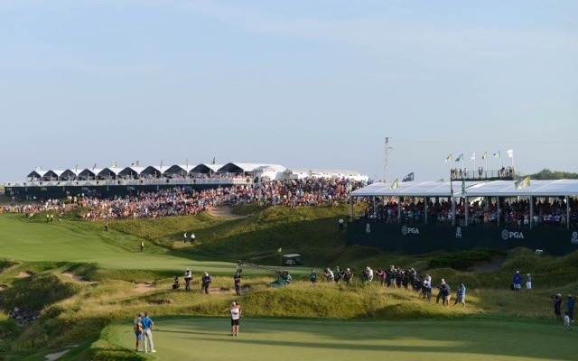 Artifacts may delay course by Whistling Straits