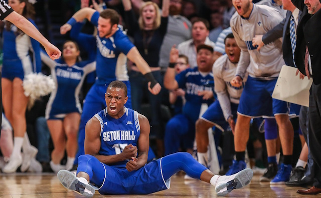 Seton Hall wins its first Big East title in 23 years by upsetting Villanova
