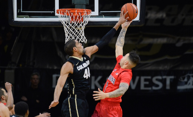 Colorado might have clinched its spot in the tourney with win over Arizona
