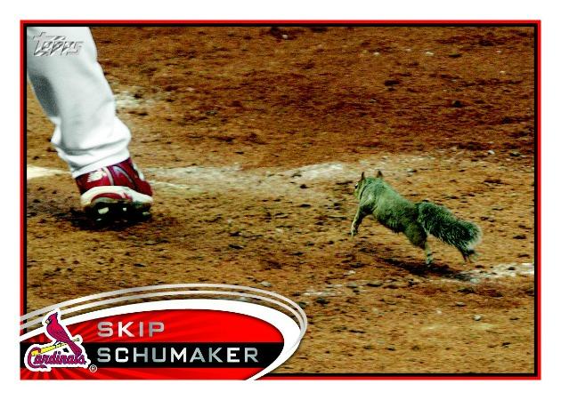 Skip Schumaker
