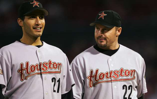 Andy Pettitte Roger Clemens