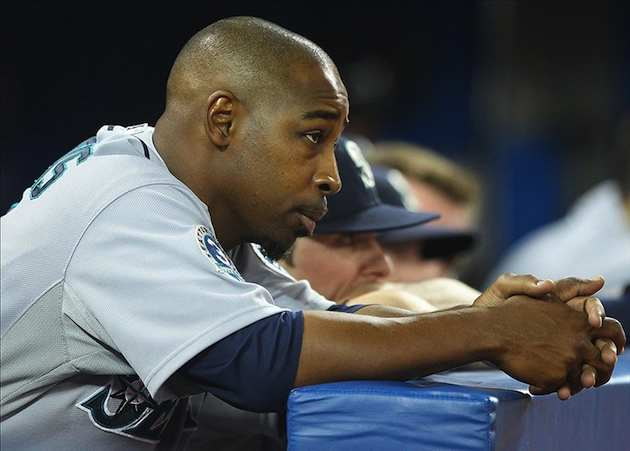 Chone Figgins Tired of Life on the Bench
