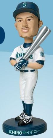Ichiro bobblehead
