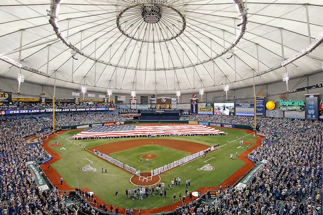 st petersburg mayor says rays can t look at ta
