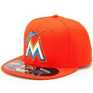 Marlins new hat