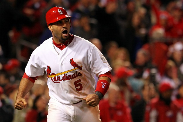 Agent for Albert PUJOLS to Talk with Cardinals; Marlins Offer $225 million ...